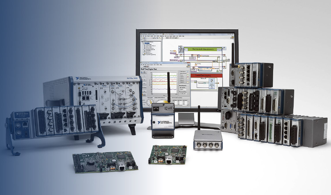 National Instruments LabVIEW Integrators Consultants TestStand Montreal Quebec Canada Toronto Ontario Athens Greece National Instruments NI Test & Measurement